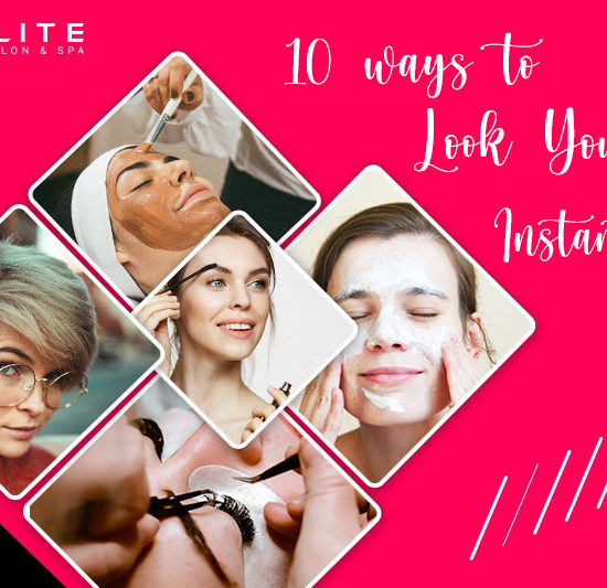 10 Ways to Look Younger Instantly
